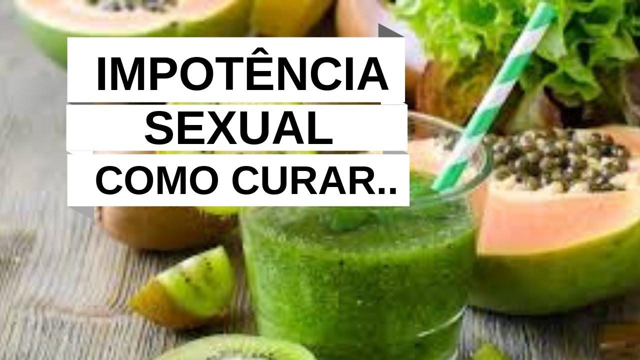 IMPOTÊNCIA SEXUAL NUNCA MAIS com este remédio caseiro!!