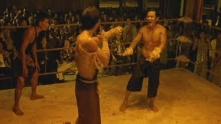 Ong Bak (2003) Thing vs Saming Latino