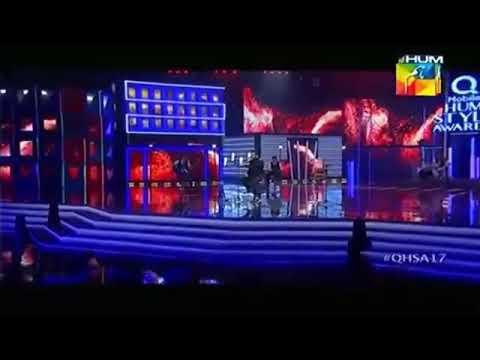 Atif Aslam Best Performance in 2018 Hum Style Award