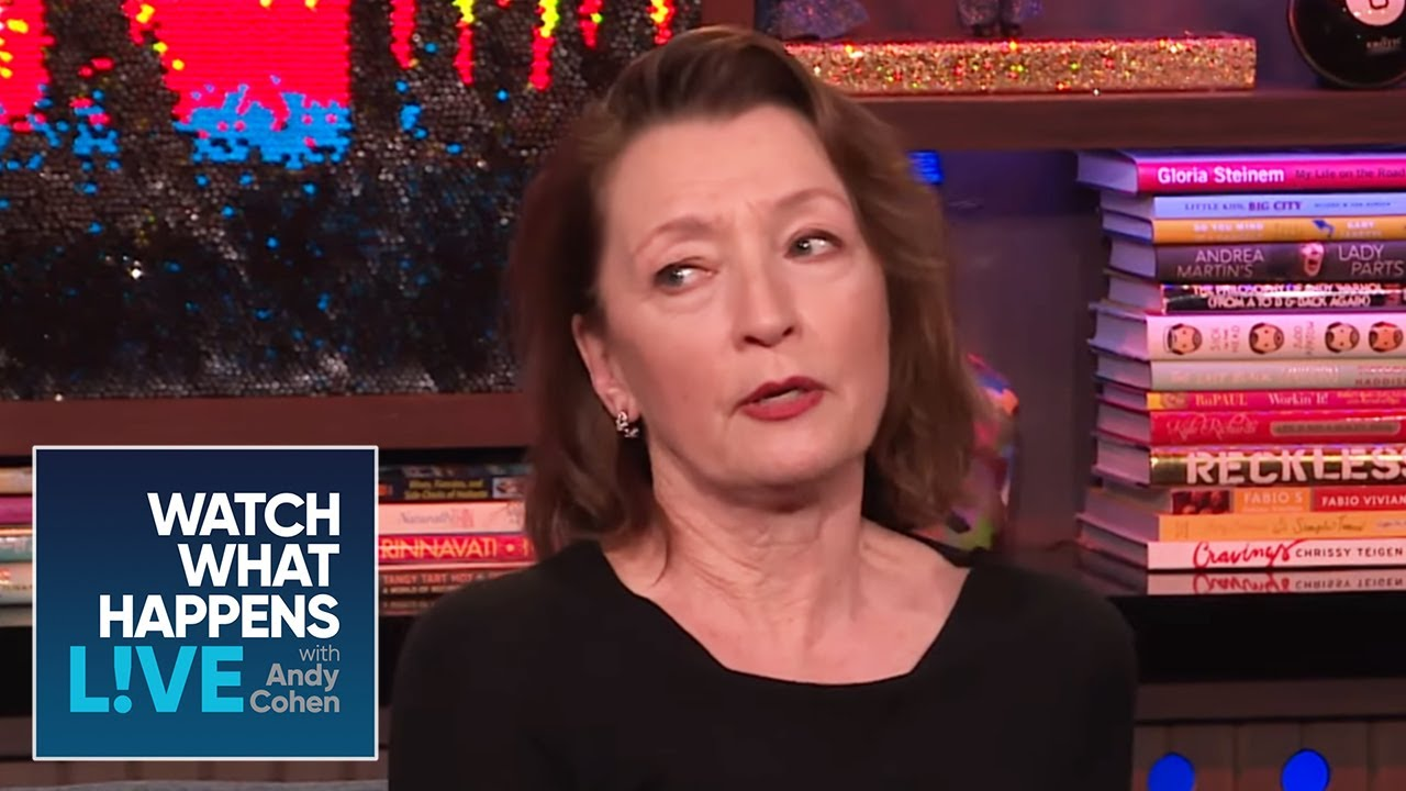 Lesley Manville on Meeting Prince William | WWHL