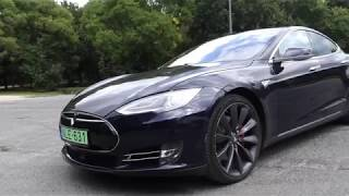 Totalcar teszt: használt Tesla Model S