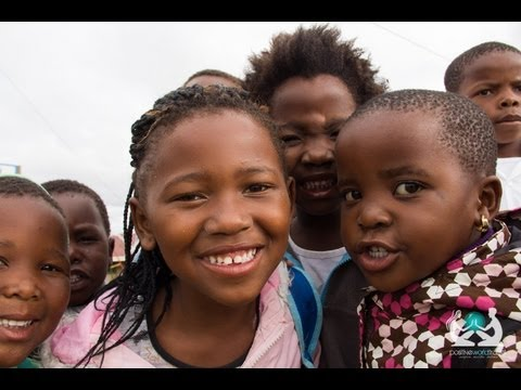 VOLUNTEERING IN CINTSA, SOUTH AFRICA