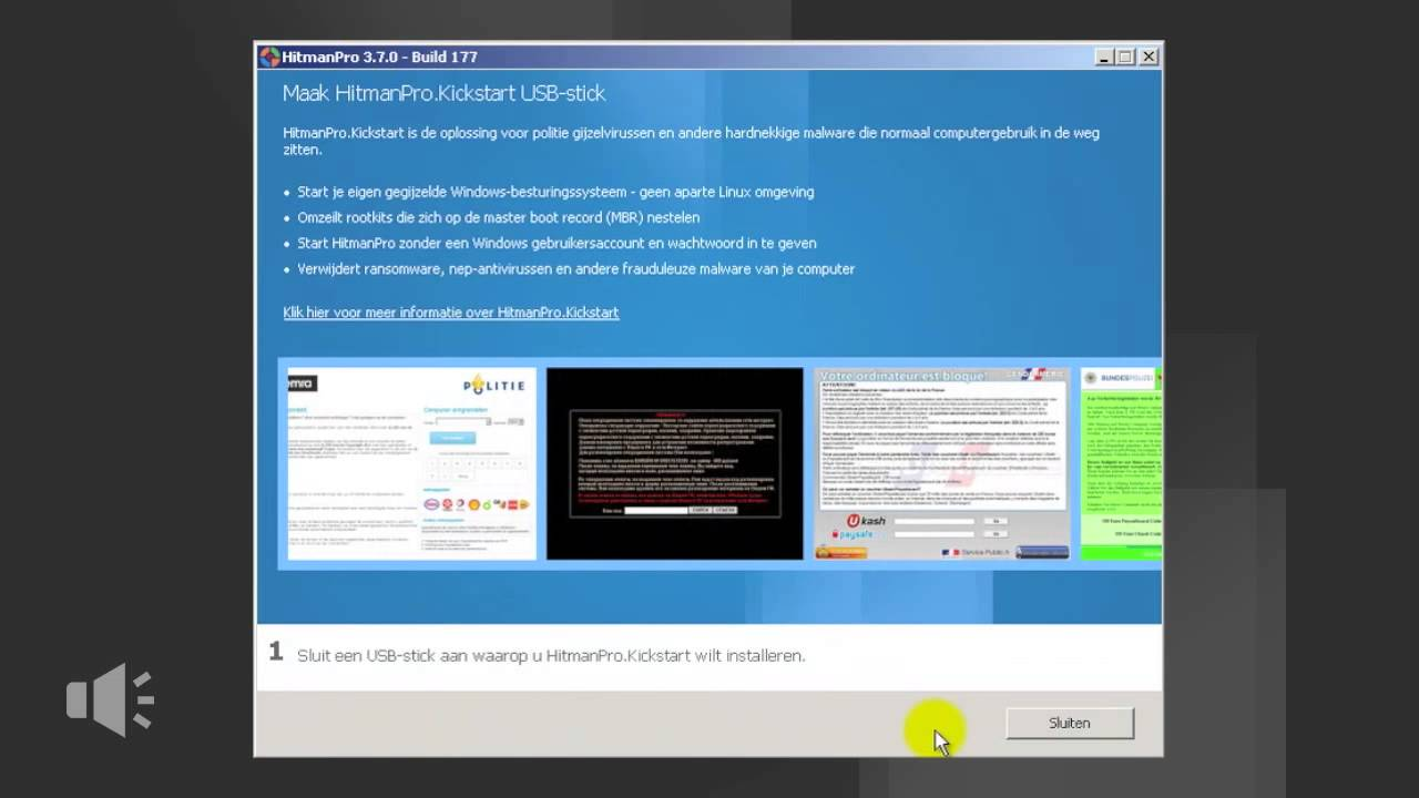 hitmanpro kickstart windows 10