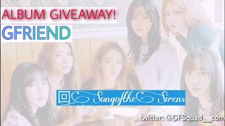 Baixar GFRIEND - 回:Song of the Sirens ALBUM GIVEAWAY (ENDED)