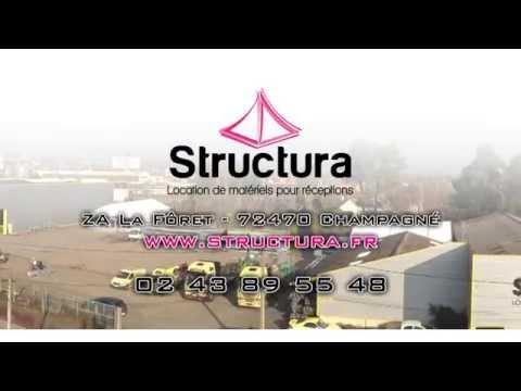 STRUCTURA Vidéo Location évènementiel