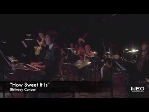 """How Sweet It Is"" - Live Music Wedding Jazz Band Hong Kong Neo Music Production"