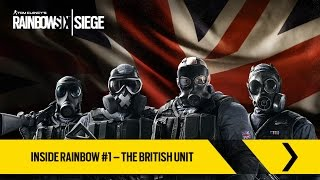 tom Clancy's Rainbow Six Siege - Inside Rainbow #5  The Spetsnaz Unit EUROPE