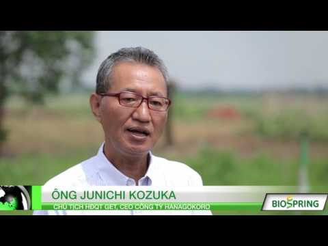 BioSpring Applies Japanese Technology in Soil Improvement in Vietnam