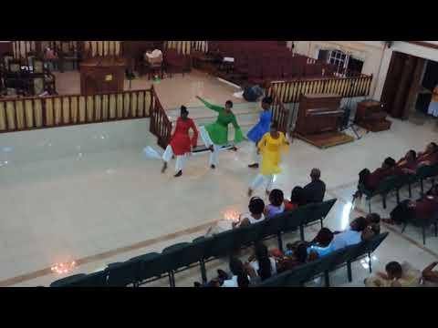 O Come all Ye Faithful/Hallelujah Chorus (by Mariah Carey and Patricia Carey) Praise Dance
