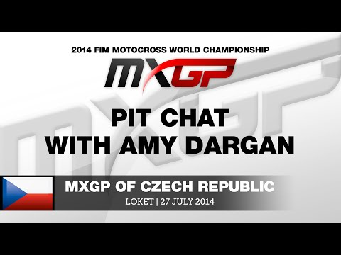 MXGP Of Czech Republic 2014 Pit Chat With Gautier Paulin - Motocross
