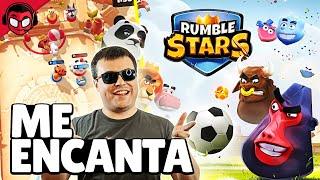 PRUEBO EL RUMBLE STARS Y ME ENCANTA ¡¡NUEVO JUEGO FRESCO!!