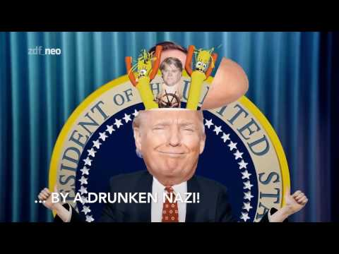 The US president - a remote controlled psychopath?