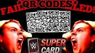 WWE SUPERCARD SEASON 5 | *SCANING QR CODES* AGAIN YOU GOTTA CHEK IT OUT!!!