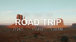 usa west coast road trip 2016 gopro 4 hd