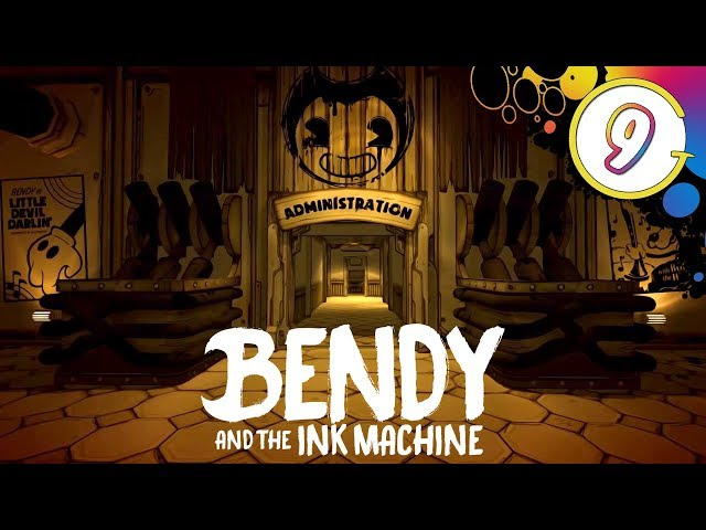 The Office of Joey Drew | Bendy and the Ink Machine Chapter 5 Part 2