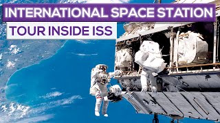 Tour the International Space Station!  Inside ISS