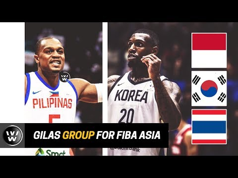 South Korea Na Naman vs GILAS | Brownlee or Blatche vs Ratliffe? | Korean Curse