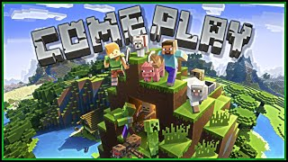 🔴 MINECRAFT WITH SUBSCRIBERS - COMEPLAY