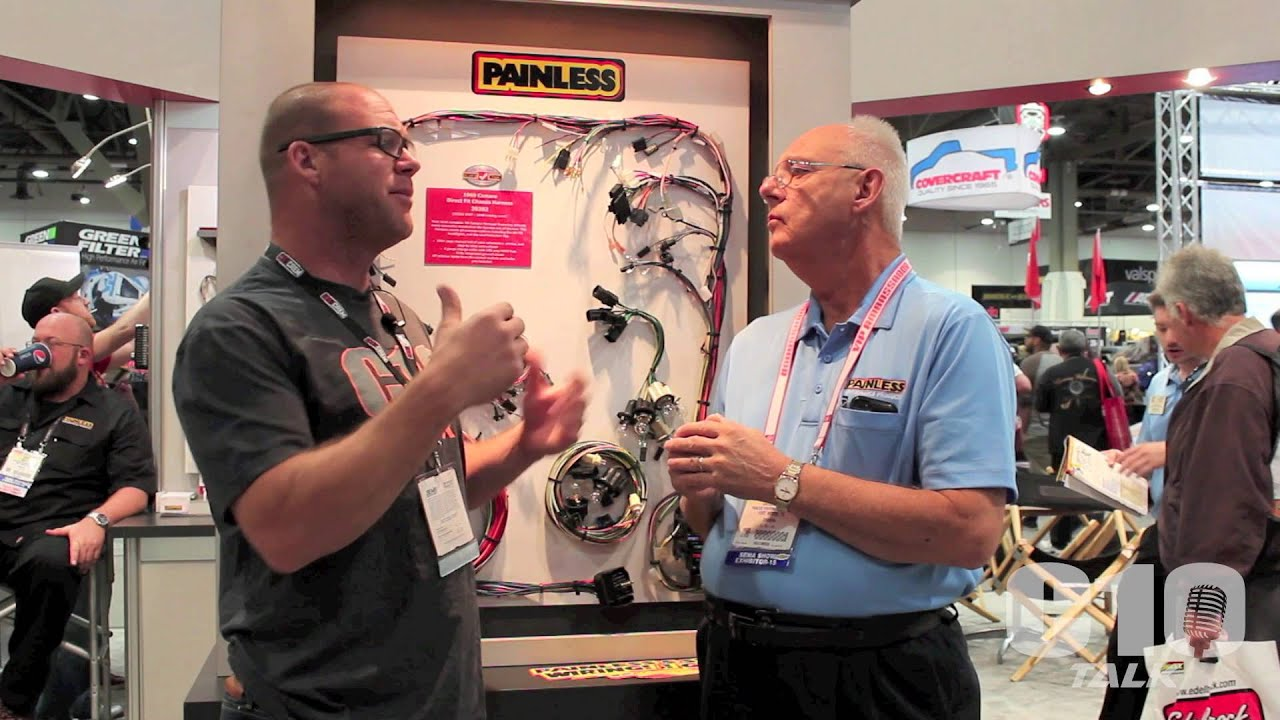 C10 Talk And Painless Performance Sema 2015 Youtube Wiring Systems