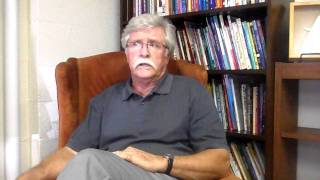 Dr. Jim Davis discusses the Iowa Writing Project Thumbnail