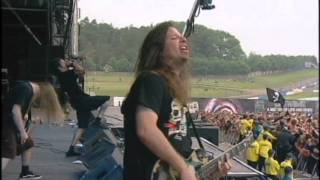 Lamb Of God -Blacken The Cursed Sun - Download Festival 2007
