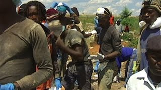 Bodies of 25 Zimbabwean illegal miners to be taken home