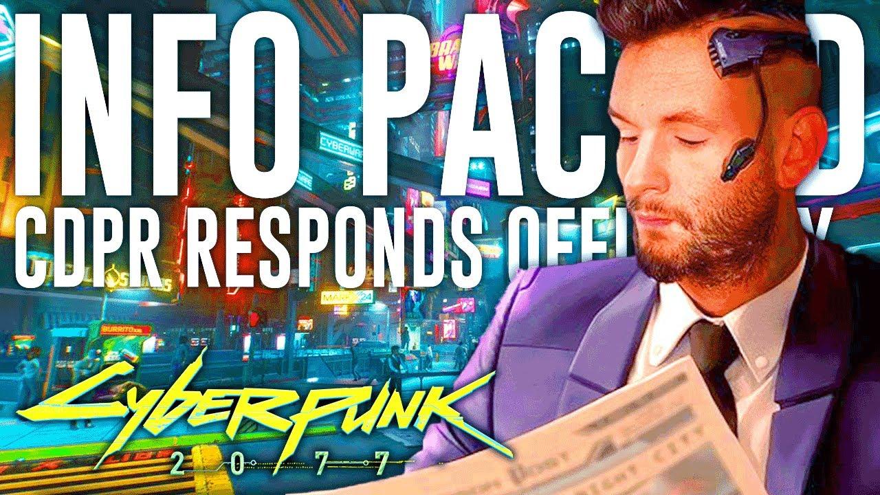 Cyberpunk 2077 - Multiplayer News, Delay Updates, Cut Content Concerns!