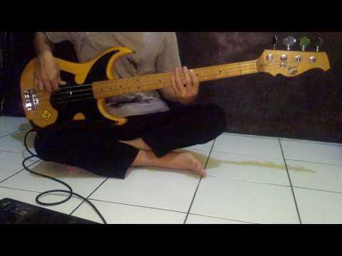 Khayalan tingkat tinggi bass cover (NOAH) by Agis