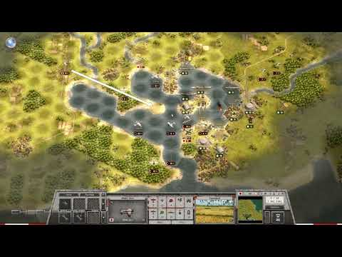 Order of Battle US Pacific #01 Surprise Attack On Pearl Harbor Gameplay