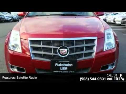 2008 Cadillac CTS AWD w/1SB   Autobahn USA   Westborough,...