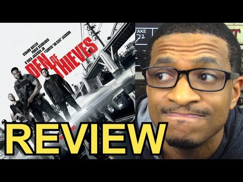 Den Of Thieves MOVIE REVIEW #DenOfThieves