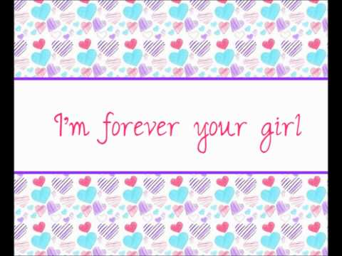Paula Abdul ~ Forever Your Girl Lyrics