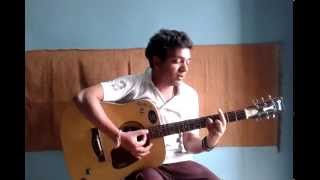Give Me Some Sunshine ( Saari Umar Hum)  - Guitar Lesson beginners 3 Idiots