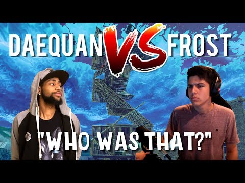 TSM_Daequan vs Frost - Fortnite Battle Royale (GG)