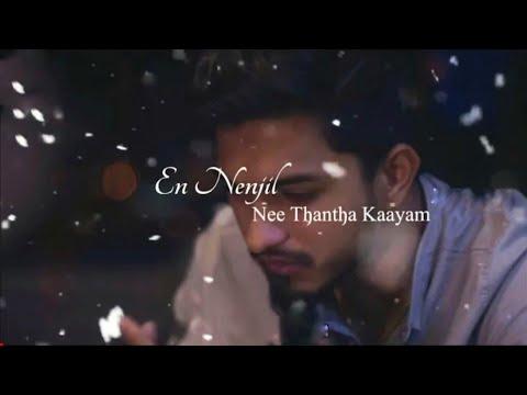 En Nenjil Nee Thantha Kayam.... Love Feelings🎶🎶