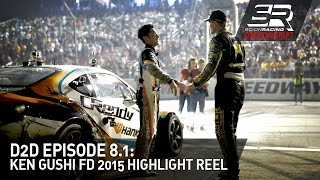 Scion Racing 2015 Driven 2 Drift