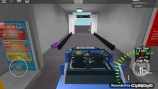 ROBLOX Wash de voiture #41: KWS Platinum à une station-service 7-11 (Glitchy Car - Car Wash)