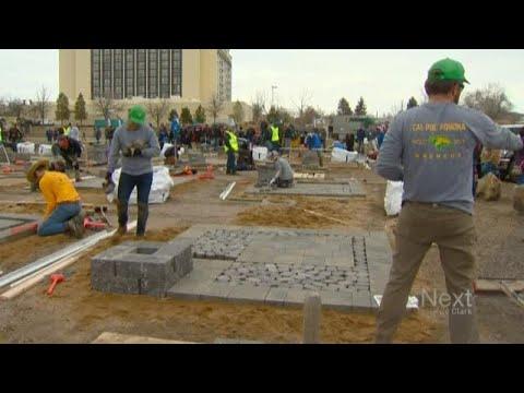 BEARDO - Colorado Plays Host To A Collegiate Landscaping Competition