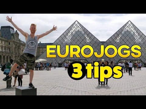 EUROJOGS: Reform Your Travels