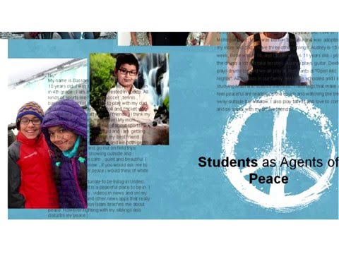 Students as Agents of Peace