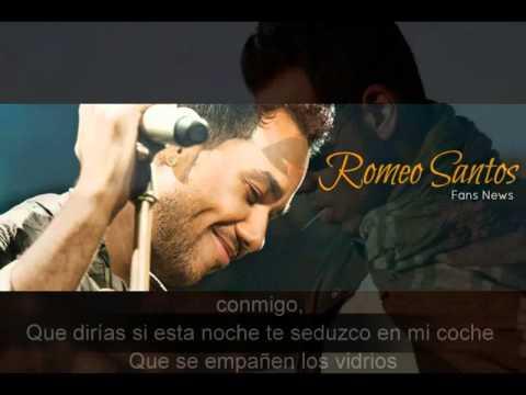 Romeo Santos - Propuesta Indecente Letra Y Video Oficial ...  Romeo Santos Propuesta Indecente Letra