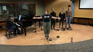 Living Hope Gospel arrangement | Peter Shu feat. Genesis Cabrera-Mendoza | Phil Wickham