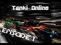 TANKI ONLINE EPiSODE 1 - BOBRIUSK TDM (60 FPS)