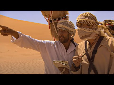 Alone In The Desert - Ben & James Versus The Arabian Desert - BBC