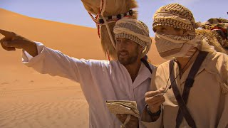 Alone In The Desert - Ben &amp James Versus The Arabian Desert - BBC