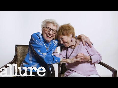 These Women are Still BFFs at 100-Years-Old | Allure