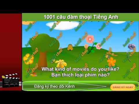 1001 câu đàm thoại Tiếng Anh thông dụng- phần 1