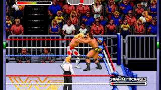 WWF Royal Rumble - Vizzed.com GamePlay - User video