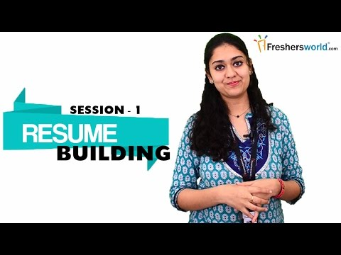 resume-building-for-freshers---part-1-|-sample-resume-format-|-resume-writing-tips