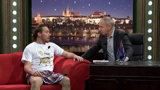 3. Jiří Žákovský - Show Jana Krause 8. 11. 2017